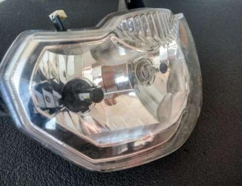 LED лампа H4 або HS1 для мотоциклу з Алієкспрес
