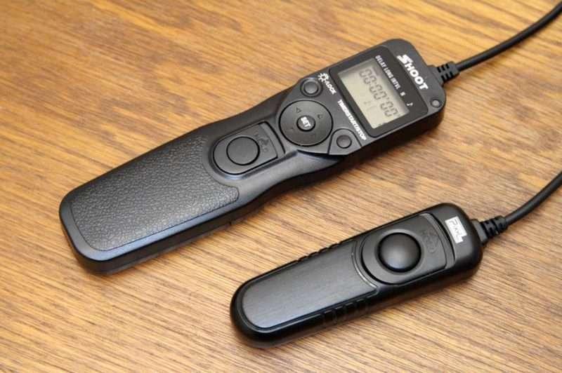 пульт тросик для фотоапарату порівняння фото