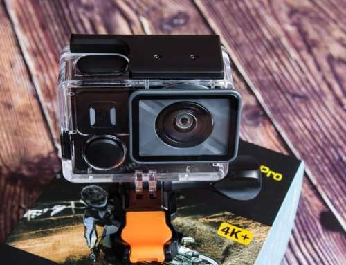 EKEN Alfawise V50 Pro 4k: найбюджетніша екшн-камера з чесним 4К