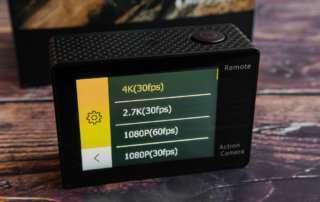 камера на Ambarella A12S75
