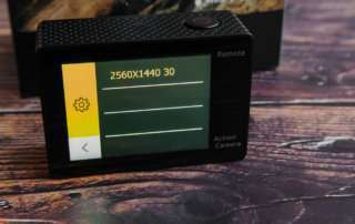 EKEN Alfawise V50 Pro Ambarella A12S75 Chip 4K 30FPS