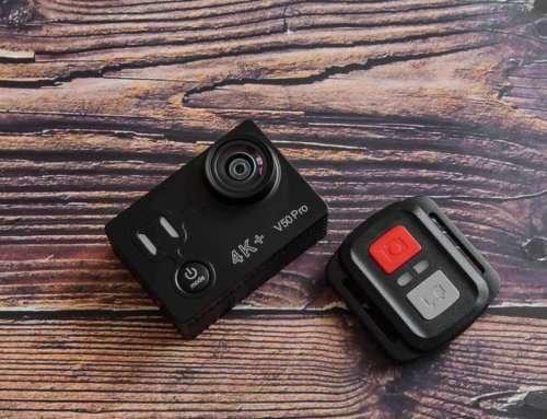 EKEN Alfawise V50 Pro 4k тестові ролики та враження від зйомки